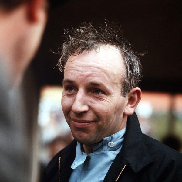 Nurburgring, Germany.30/7-1/8 1965.John Surtees (Ferrari).Ref-3/1808.World Copyright - LAT Photographic