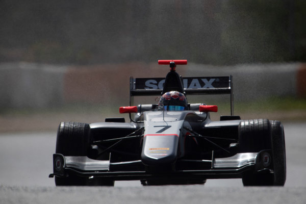 2017 GP3 Series Testing Estoril, Portugal. Thursday 23 March 2017 Steijn Schothorst (NED, Arden International). Action.  Photo: Alastair Staley/GP3 Series Media Service ref: Digital Image 580A3920