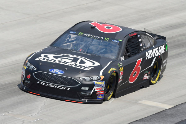 #6: Trevor Bayne, Roush Fenway Racing, Ford Fusion AdvoCare