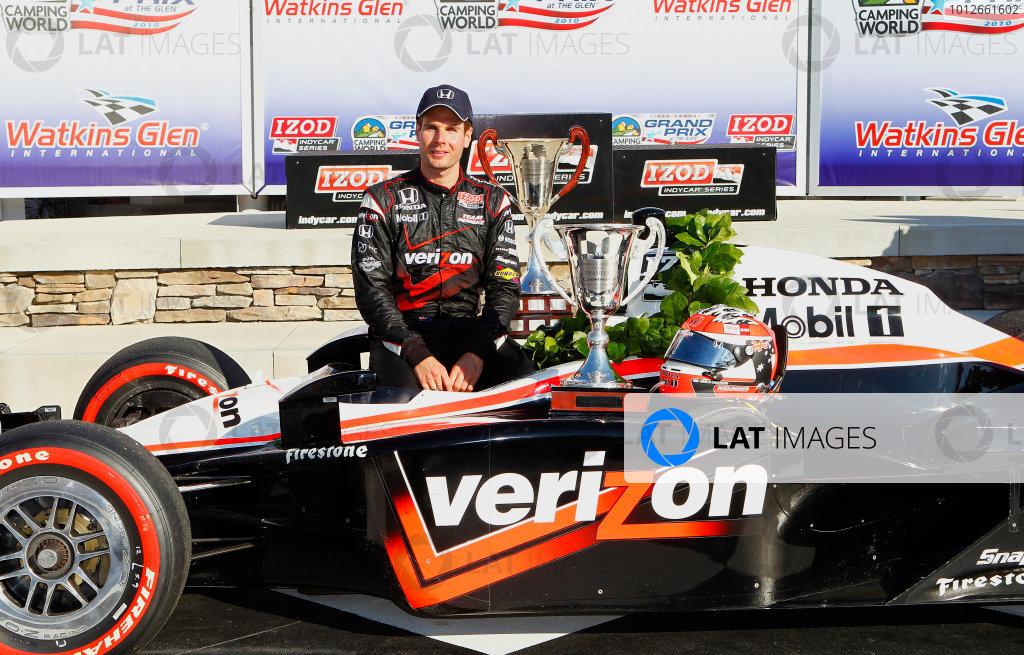 2010 IRL IndyCar Watkins Glen Priority