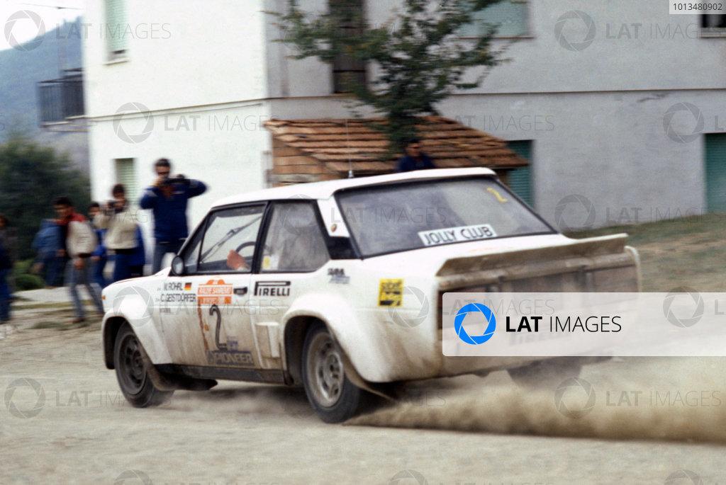 1980 World Rally Championship.