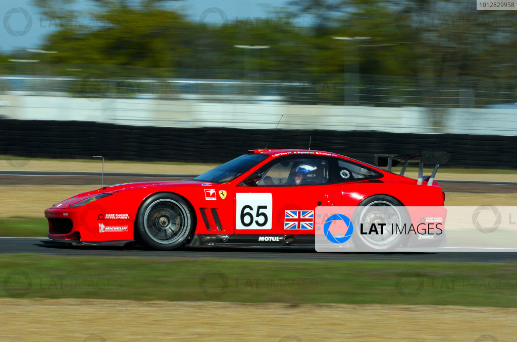 2004 Le Mans Pre-Qualifying,