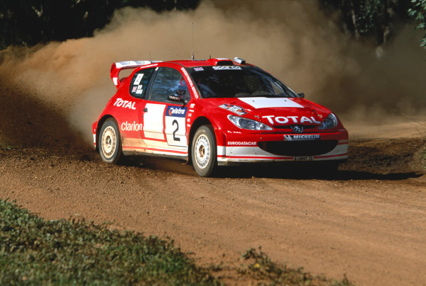 2003 World Rally Championship