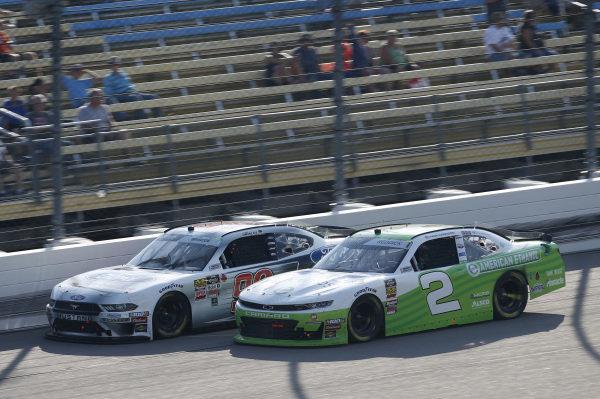 #2: Tyler Reddick, Richard Childress Racing, Chevrolet Camaro American Ethanol / Novozymes