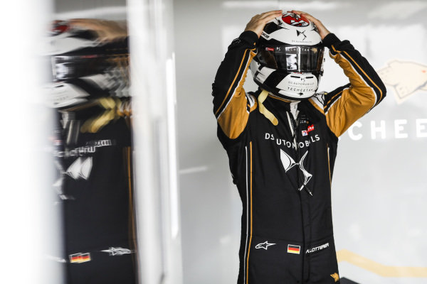 Andre Lotterer (DEU), DS TECHEETAH in the garage