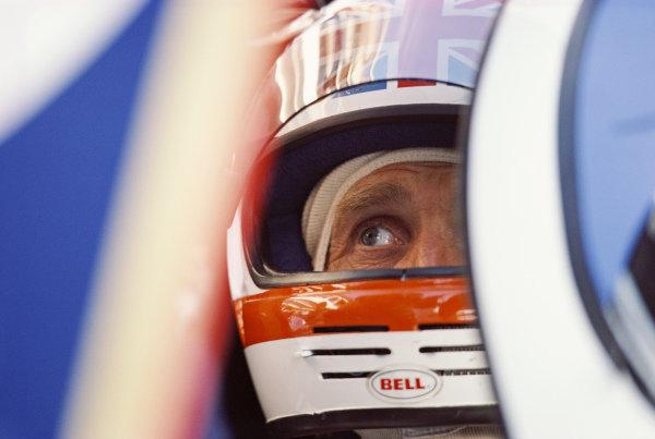 Derek Bell, Porsche.