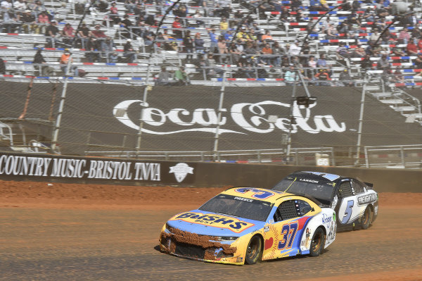 #37: Ryan Preece, JTG Daugherty Racing, Chevrolet Camaro BUSH'S Beans/Kroger