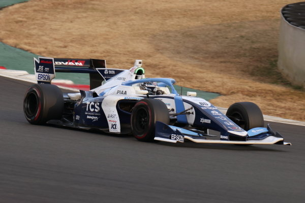 2020 Rookie of the year Toshiki Oyu ( #65 TCS NAKAJIMA RACING, Dallara SF 19 Honda ), 2nd place