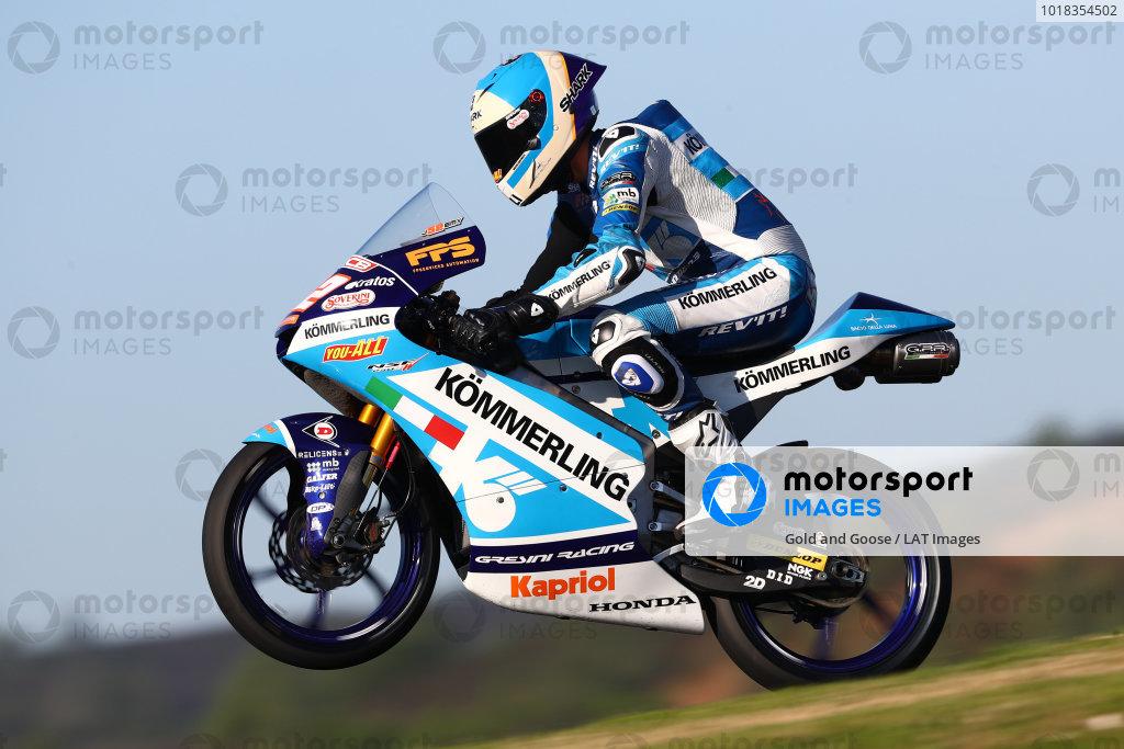 Jeremy Alcoba, Gresini Racing.