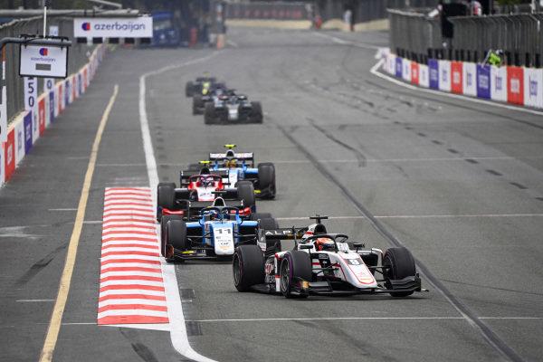 Christian Lundgaard (DNK, ART Grand Prix) and Richard Verschoor (NLD, MP Motorsport)