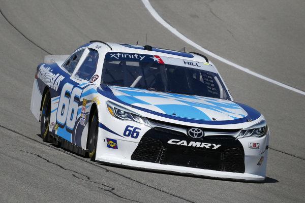 #66: Tyler Hill, Motorsports Business Management, Toyota Camry MBM Motorsports
