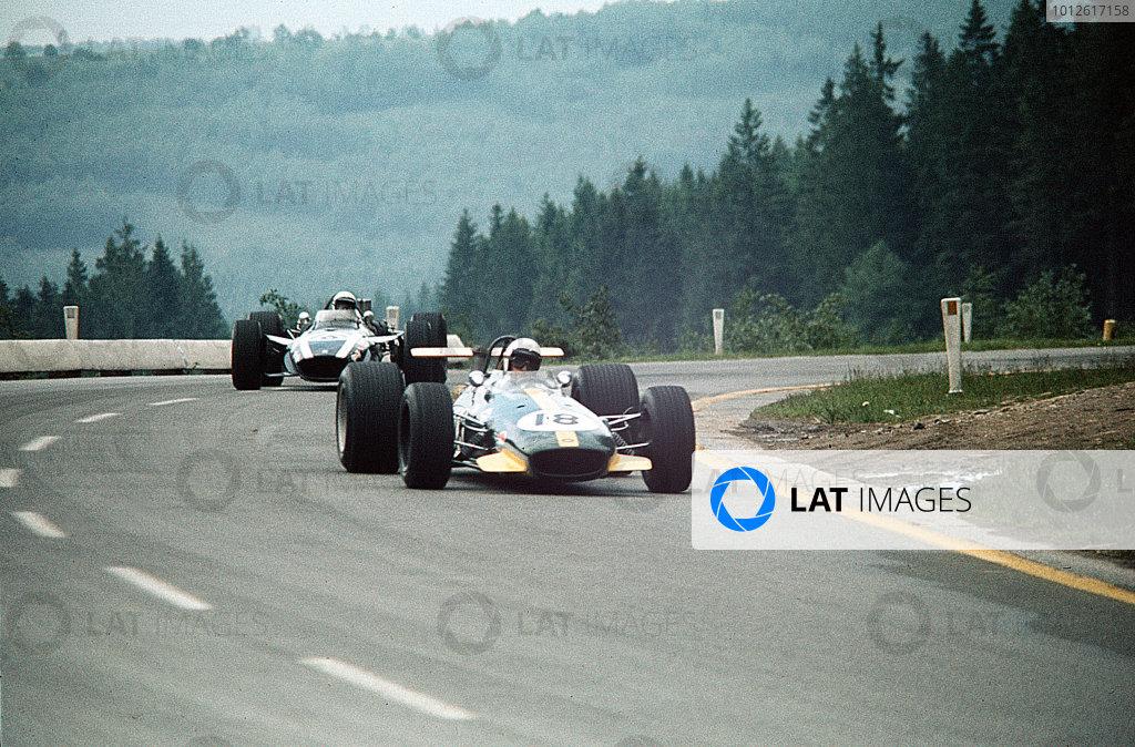 1968 Belgian Grand Prix.