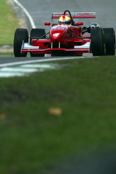 British Formula Three Championship, Press day.Brands Hatch, Kent, England. 24th March 2004Digital Image