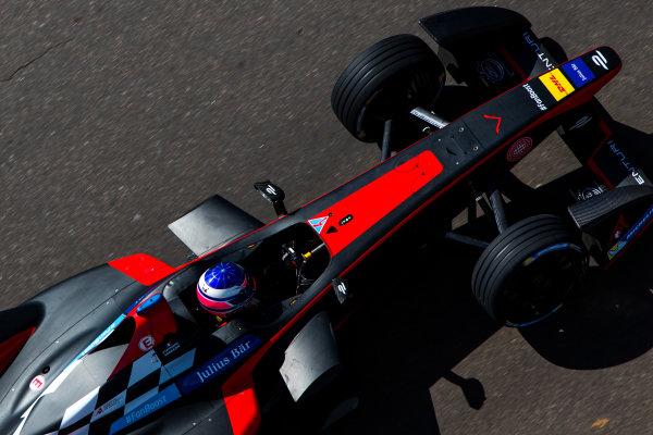 2015/2016 FIA Formula E Championship. Testing, Punta del Este, Uruguay. Sunday 20 December 2015. Stephane Sarrazin (FRA), Venturi VM200-FE-01. Photo: Zak Mauger/LAT/Formula E ref: Digital Image _L0U9456