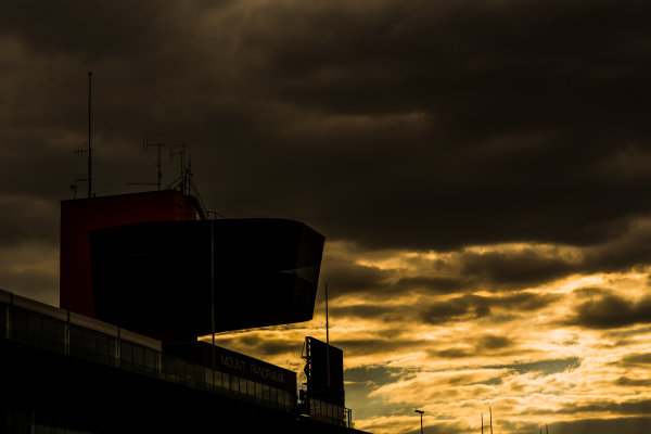 2017 Supercars Championship Round 11.  Bathurst 1000, Mount Panorama, New South Wales, Australia. Tuesday 3rd October to Sunday 8th October 2017. Control tower. World Copyright: Daniel Kalisz/LAT Images Ref: Digital Image 031017_VASCR11_DKIMG_0022.jpg