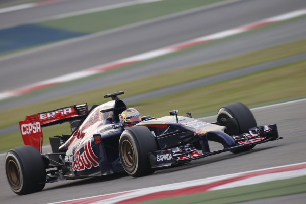 2014 F1 Pre Season Test 2 - Day 3 Bahrain International Circuit, Bahrain. Saturday 22 February 2014. World Copyright: Glenn Dunbar/LAT Photographic. ref: Digital Image _W2Q4438
