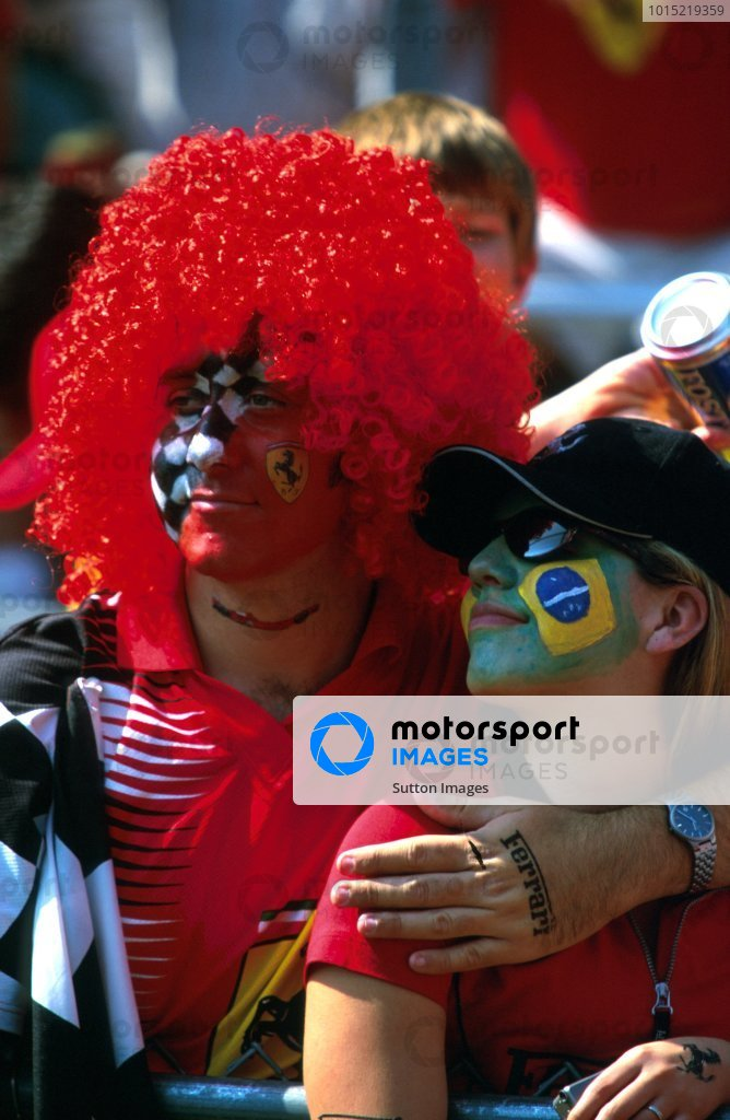 The United States branch of the Tifosi.