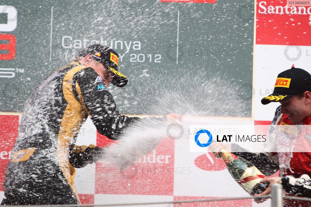 2012 GP3 Series, Round 1.