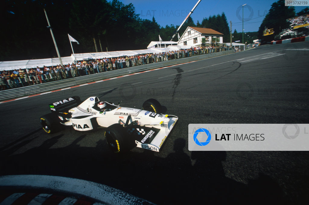 1997 Belgian Grand Prix.