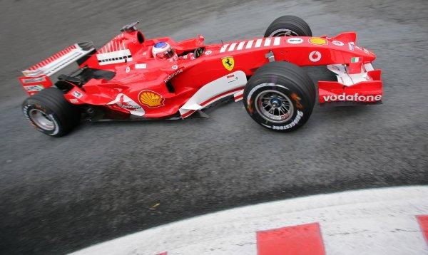 2005 Belgian Grand Prix - Friday Practice,2005 Belgian Grand Prix Spa-Francorchamps, Belgium. 9th September 2005 World Copyright: Steve Etherington/LAT Photographic ref: 48mb Hi Res Digital Image