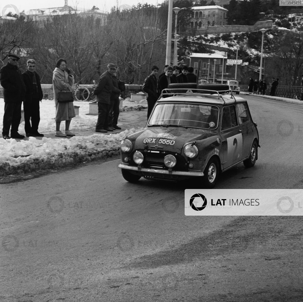 Monte Carlo, Monaco. 14th - 22nd January 1966.