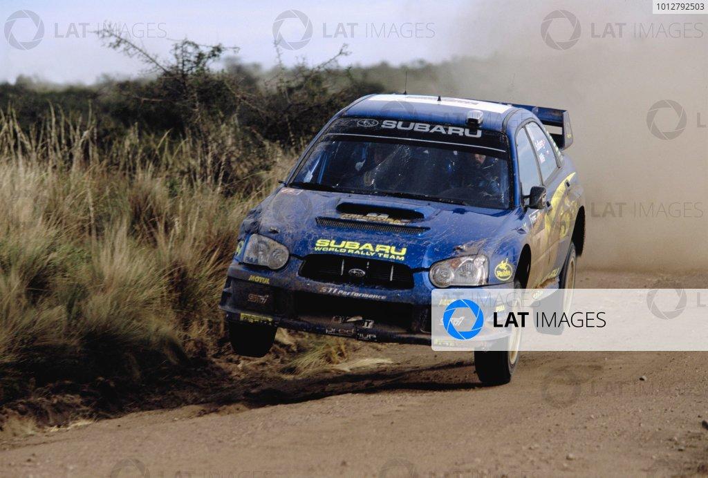 2003 World Rally Championship