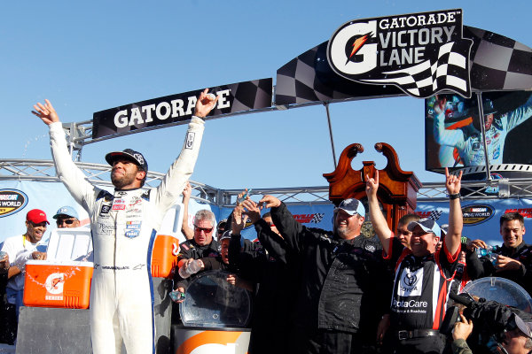 24-25 October, 2014, Martinsville, Virginia USA Darrell Wallace Jr ©2014, Matthew T. Thacker LAT Photo USA