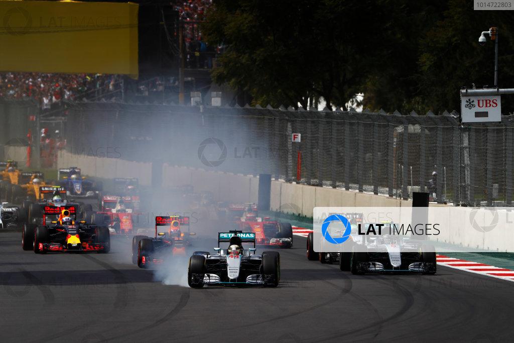 Round 19 - Mexican Grand Prix
