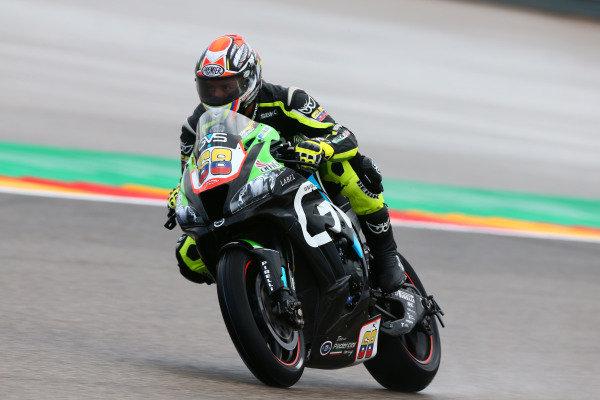 Yonny Hernandez, Pedercini Racing.