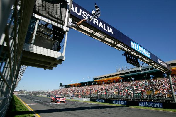 Albert Park, Melbourne, Australia29th March 2009Australian V8 Supercars.  Race 3. World Copyright: Alastair Staley/LAT Photographicref: Digital Image _P9O6526