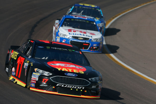 Monster Energy NASCAR Cup Series Can-Am 500 Phoenix Raceway, Avondale, AZ USA Sunday 12 November 2017 Ricky Stenhouse Jr, Roush Fenway Racing, Robert Yates Tribute Ford Fusion World Copyright: Matthew T. Thacker LAT Images