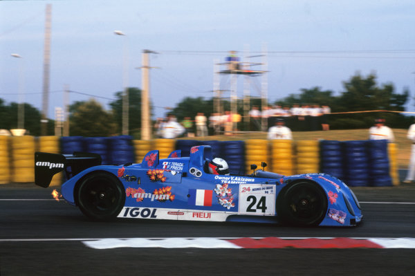 Le Mans, France. 6th - 7th June 1998.