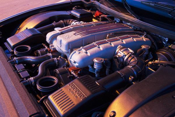 Ferrari 575M Maranello, 2002