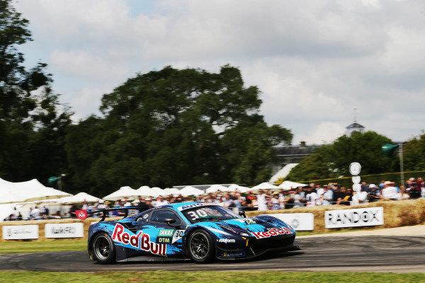 Liam Lawson, Ferrari Red Bull DTM