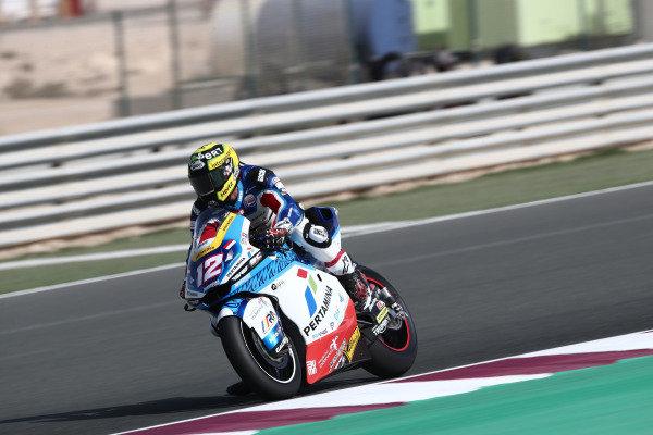 Thomas Luthi, Moto2, Qatar MotoGP, 26 March 2021