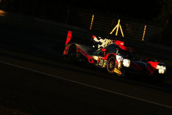 #28 TDS Racing Oreca 07: Francois Perrodo, Matthieu Vaxiviere, Norman Nato