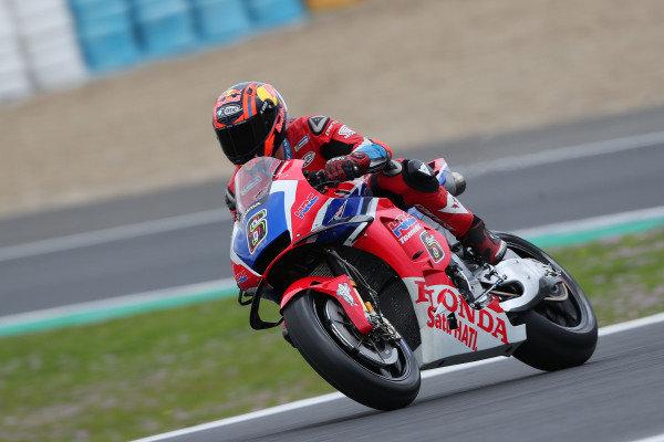 Stefan Bradl, Honda WSBK Team.