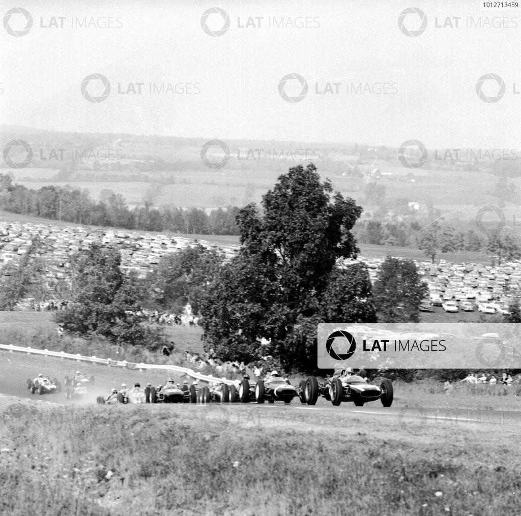 1961 United States Grand Prix.