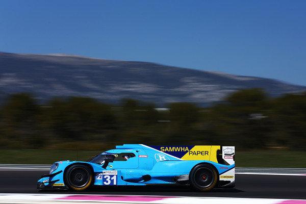 #31 Oreca 07 - Gibson / ALGARVE PRO RACING / Tacksung Kim / Henning Enqvist / James French