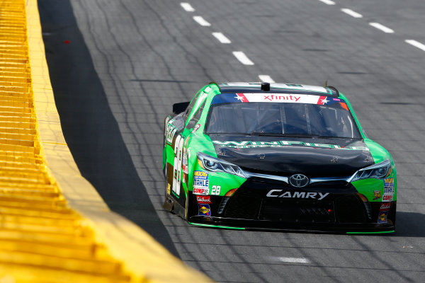 NASCAR Xfinity Series Hisense 4K TV 300 Charlotte Motor Speedway, Concord, NC USA Thursday 25 May 2017 Dakoda Armstrong, WinField United Toyota Camry World Copyright: Lesley Ann Miller LAT Images