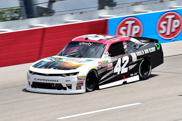 NASCAR XFINITY Series Sport Clips Haircuts VFW 200 Darlington Raceway, Darlington, SC USA Friday 1 September 2017 Tyler Reddick, Broken Bow Records Chevrolet Camaro World Copyright: John Harrelson LAT Images