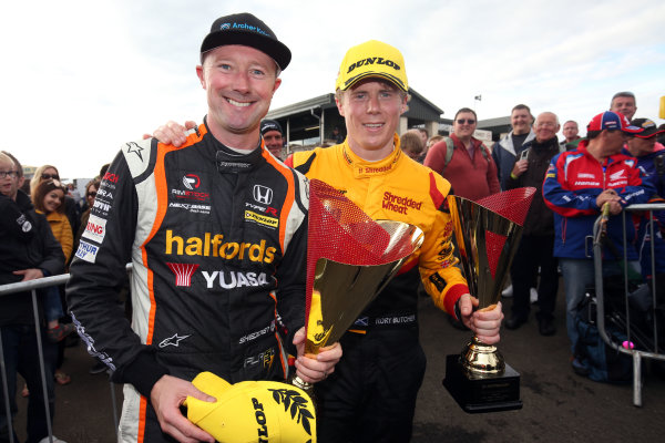 2017 British Touring Car Championship, Knockhill, Scotland. 12th-13th August 2017, Gordon Shedden (GBR) Halfords Yuasa Racing Honda Civic Type R World copyright. JEP/LAT Images