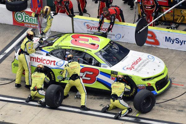 #3: Austin Dillon, Richard Childress Racing, Chevrolet Camaro Symbicort