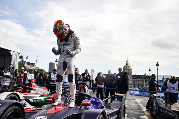 Robin Frijns (NLD), Envision Virgin Racing, Audi e-tron FE05, wins the race