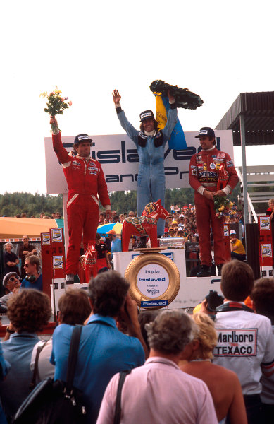 1977 Swedish Grand Prix.