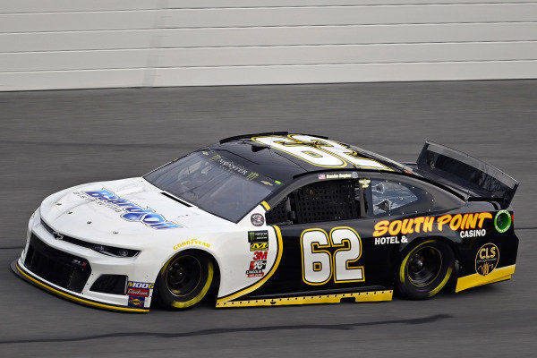 #62: Brendan Gaughan, Rick Ware Racing, Chevrolet Camaro Beard Oil Distributing / South Point Hotel & Casino