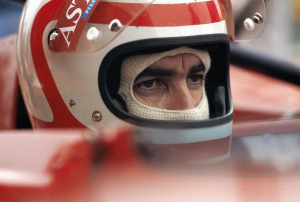 Clay Regazzoni.