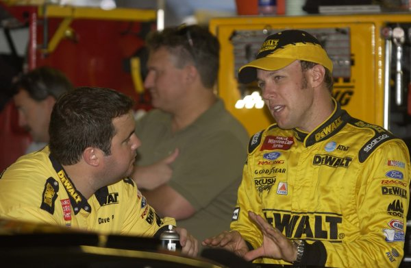 2002 NASCAR,Charlotte Motor Speedway,North Carolina, USA, UAW-GM Qualty 500, October 10-13 2002 USA-Matt Kenseth,Copyright-Robt LeSieur2002LAT Photographic