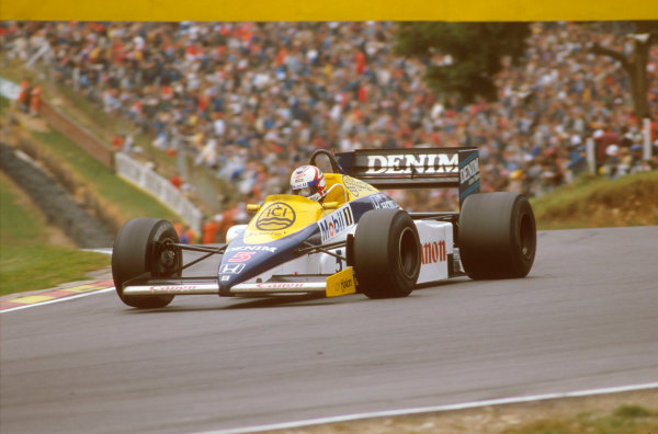 Brands Hatch, England.