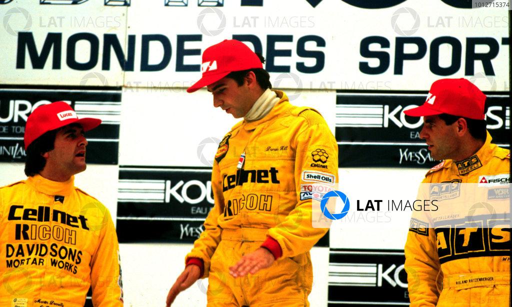 1987 British Formula 3 Championship